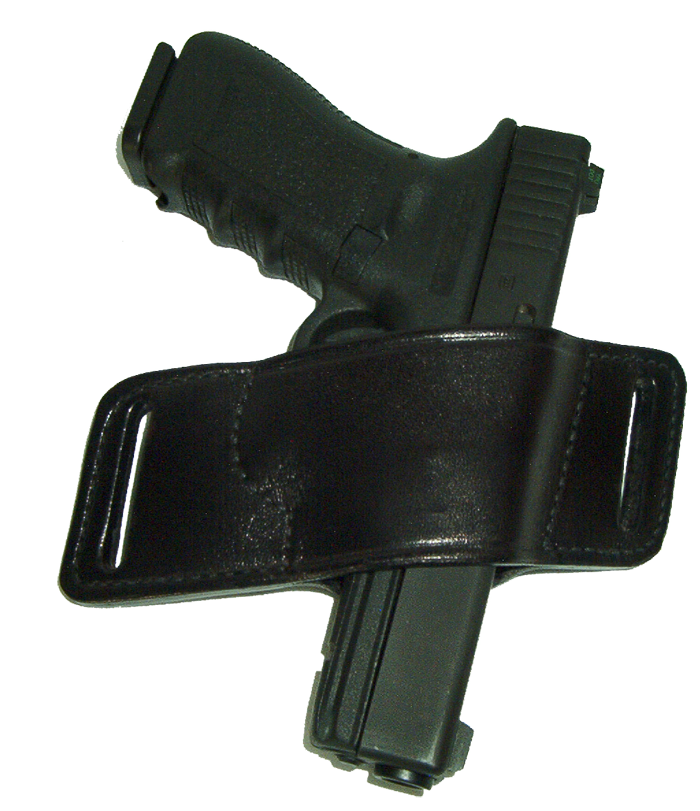 Belt Slide Holster Without Thumb Break, Plain Image