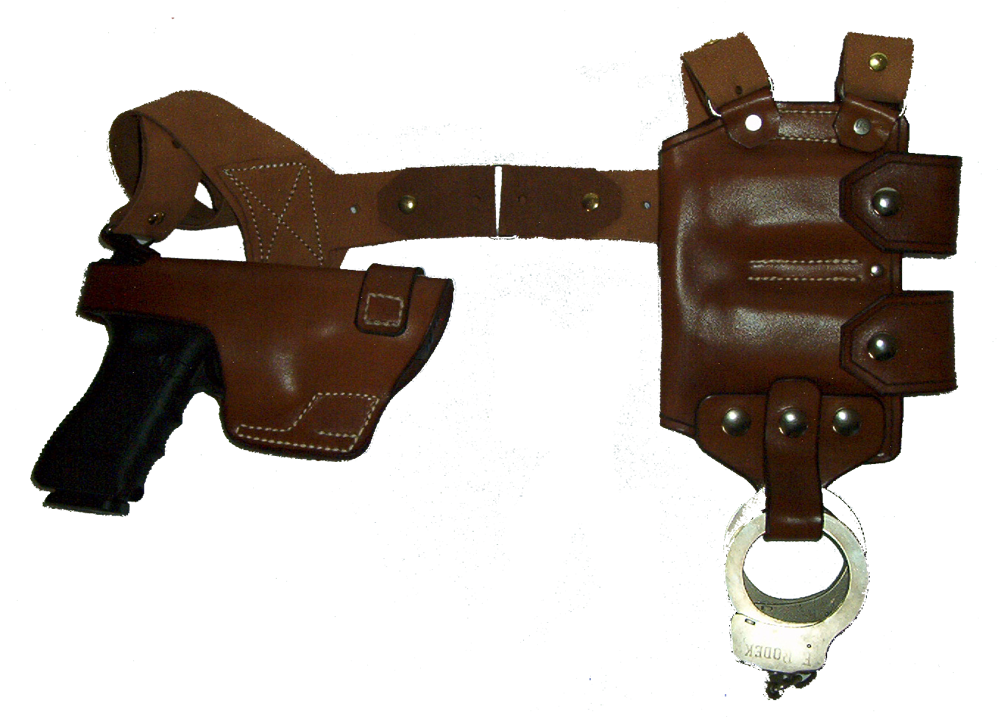 Complete Shoulder Holster Image
